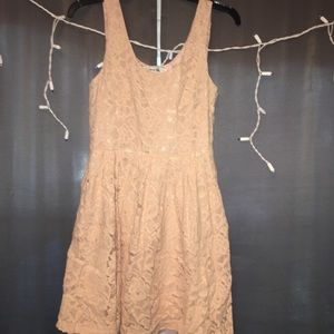 Dresses & Skirts - Peach dress